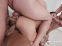 MILF Tripple Penetration