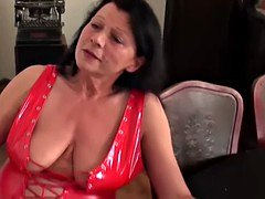 FUN Clips Horny Granny cant get enough