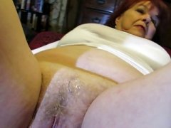 LONGER Large Purple rod Sticky creampie