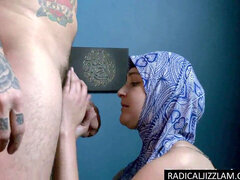 cuckold arab cropped and hatch fucked