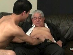 Grandpa Loves Making love Twinks