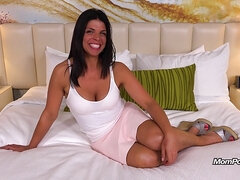 Horny 39 Year-Old Brazilian Mom Craves Cock